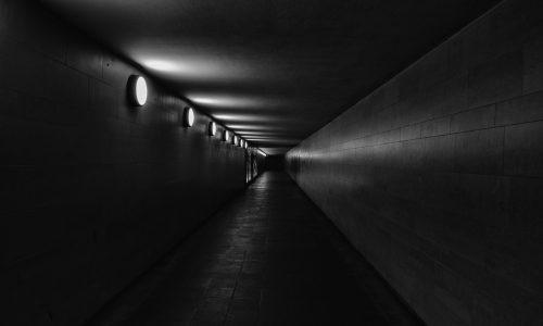 Tunnel in Tiergarten, Berlin